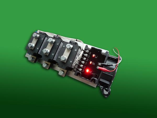 三相可控硅过零开关功率单元